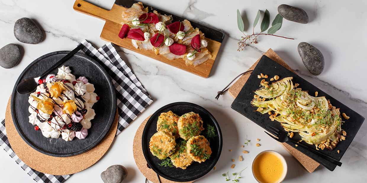 From Sea to City menu: a cornucopia of the best of the season