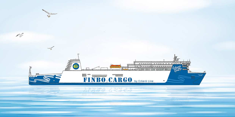 Eckerö Line Finbo Cargo