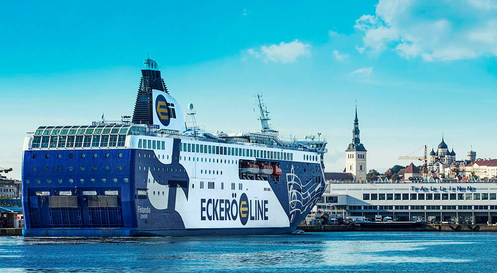 Post crisis changes on board of Eckerö Line's ships