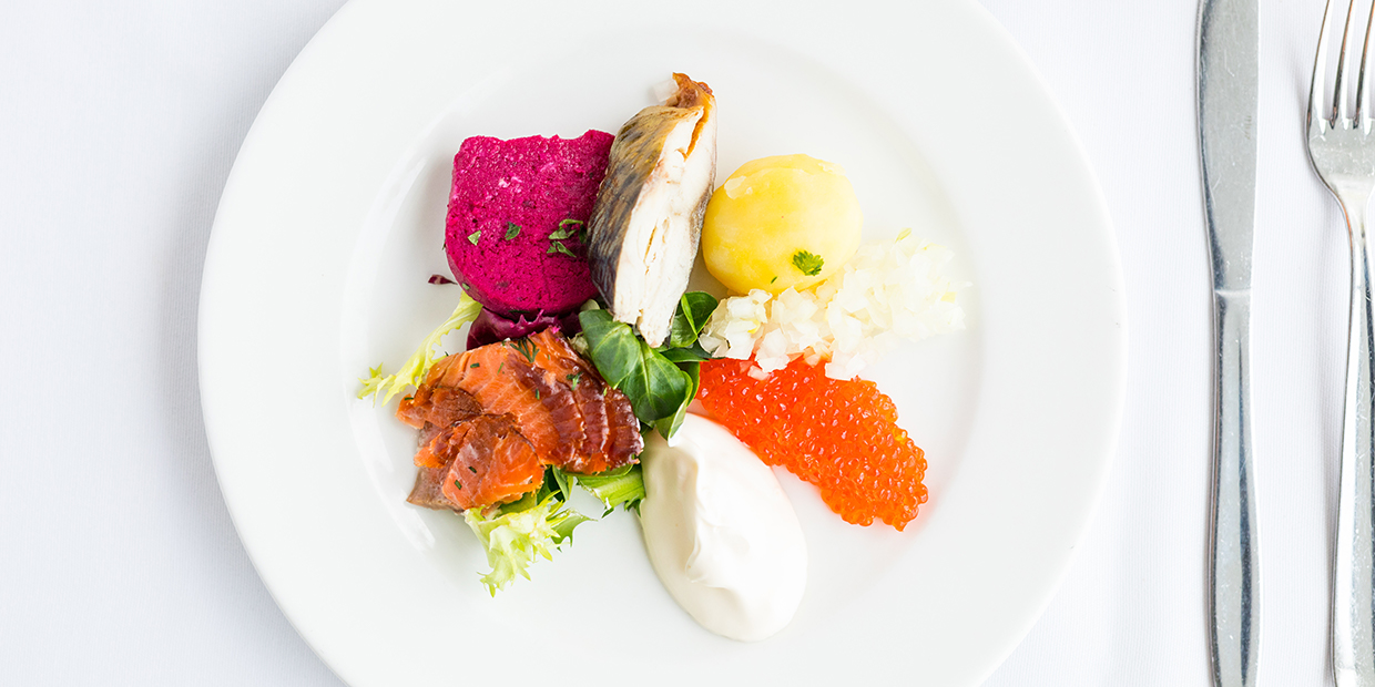Sweet and savoury archipelago flavours