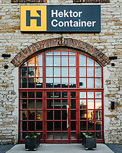 Hector Container Hotel
