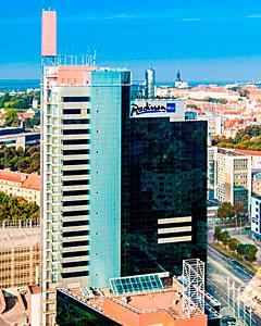 Radisson Blue Sky Hotel, Tallinn