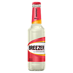 Bacardi Breezer Grapefruit 24-pack
