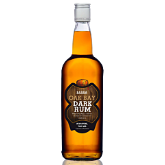 Barra Oak Bay Dark Rum