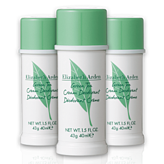 ELIZABETH ARDEN Green Tea Deo Roll-On, 3 x 40 ml