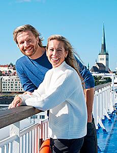 A Day in Tallinn Cruise