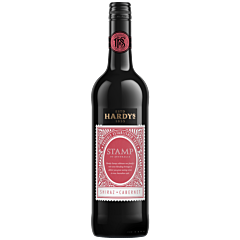 Hardy's Stamp Shiraz-Cabernet Sauvignon 6-pack