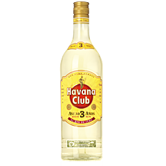 Havana Club 3 Years Old