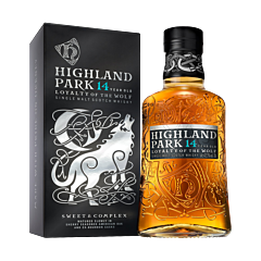 Highland Park 14 YO - Loyalty of the Wolf
