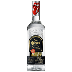 Tequila Jose Cuervo Traditional Silver Rolling Stones