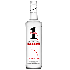 No. 1 Premium Vodka