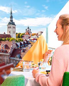 Day in Tallinn & Buffet Cruise