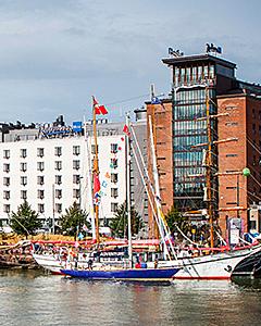 Radisson Blu Hotel Seaside