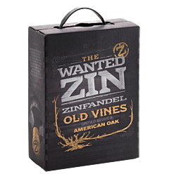 The Wanted Zin Old Wine Zinfandel