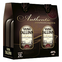 Vana Tallinn 4-pack