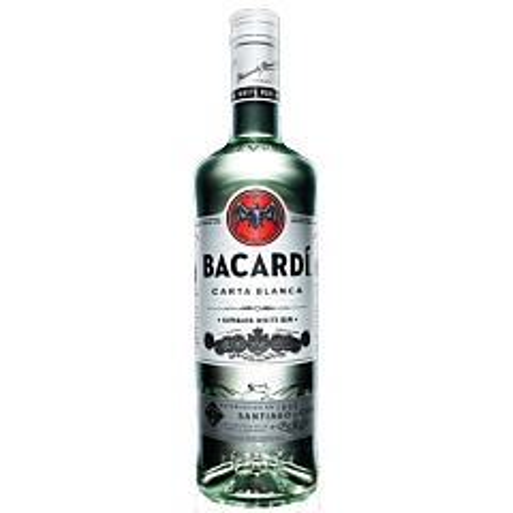Bacardi Carta Blanca 6-pack