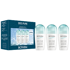 BIOTHERM Trio Deo Pure Roll-On