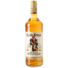 Captain Morgan Spiced Gold 6-pack