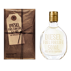 DIESEL Fuel For Life Men EdT Spray