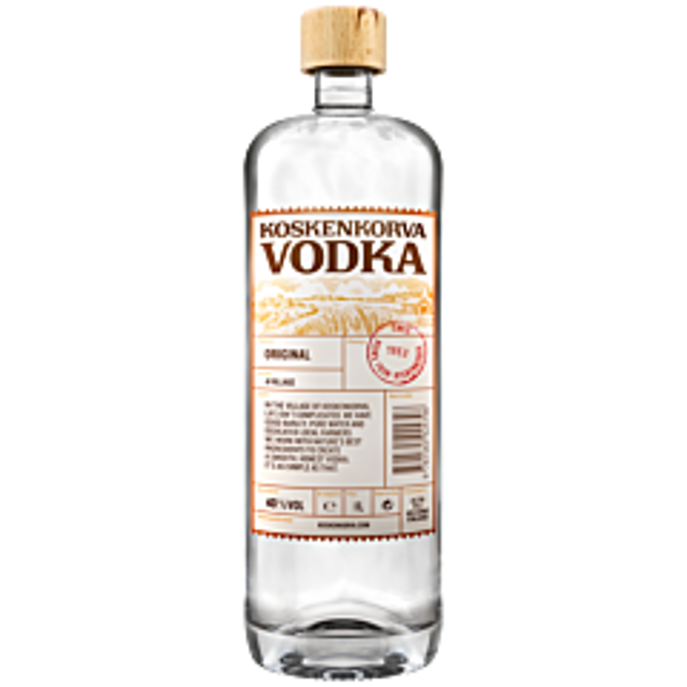 Koskenkorva Vodka 6-pack