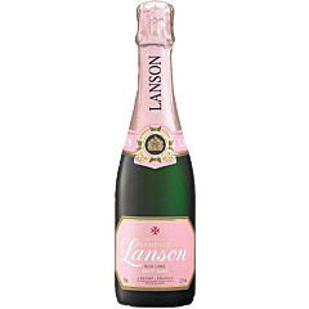 Lanson Rosé Label Brut