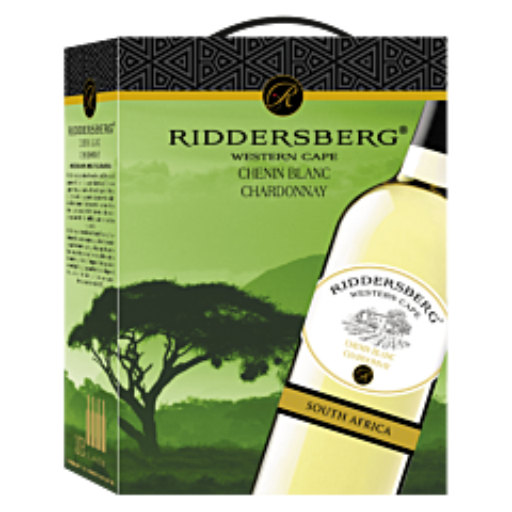 Riddersberg Chenin Blanc Chardonnay