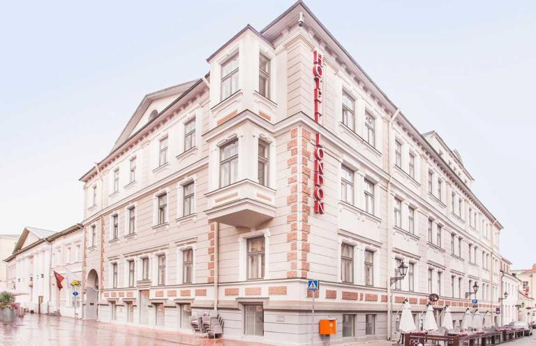 Hotel London, Tartu