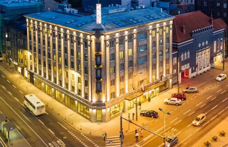 Hotel Palace, Tallinn