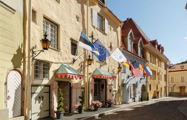Schlössle Hotel, Tallinn