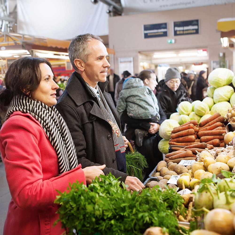 Riga market, Source: Latvia Travel, Reinis Hofmanis