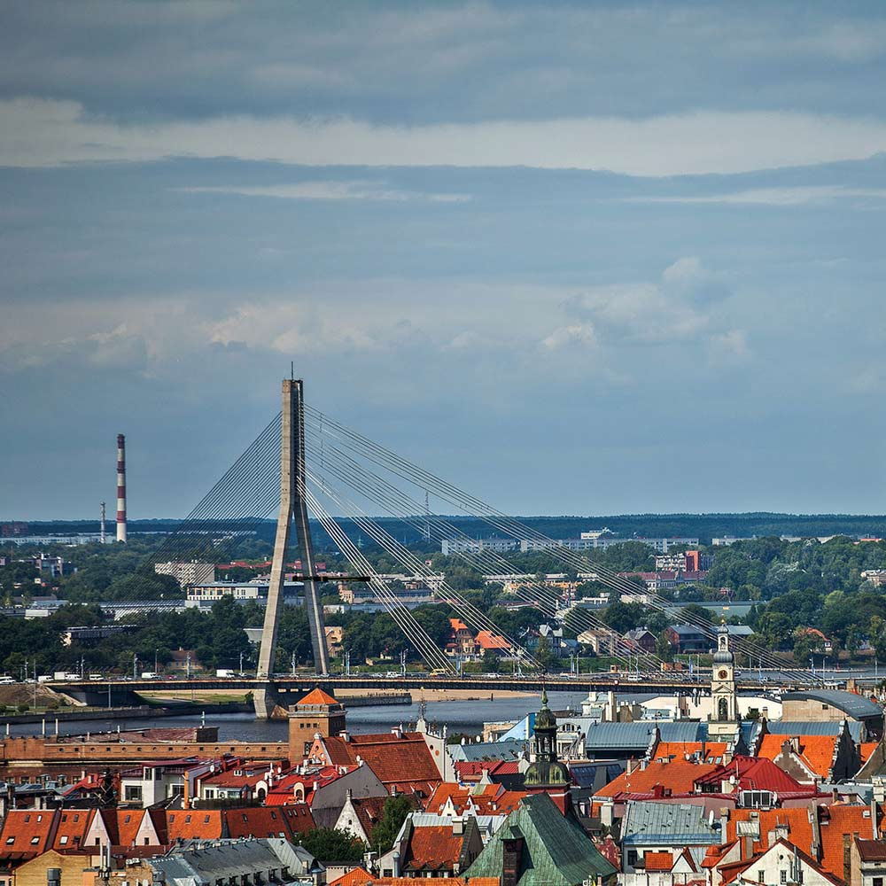 Riga, Latvia, Source: Girts Ragelis Latvia Travel