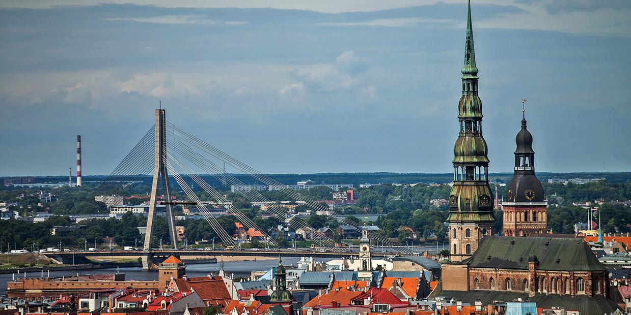 Riga Latvia:  latvia.travel, Investment and Development Agency of Latvia