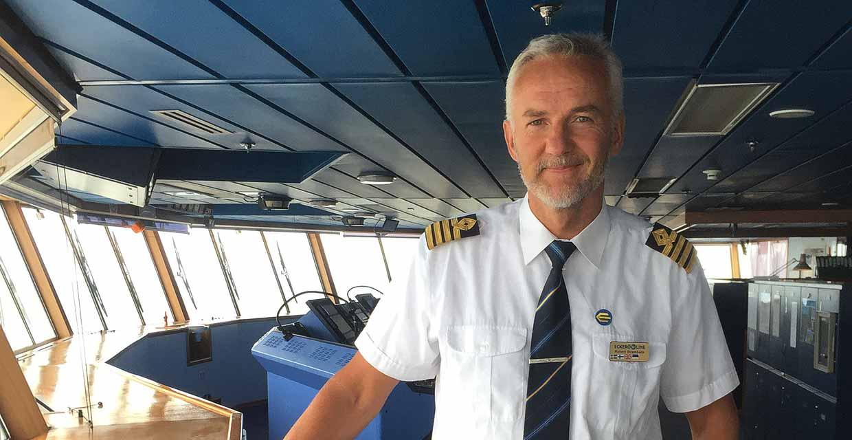 Captain Robert Strömberg
