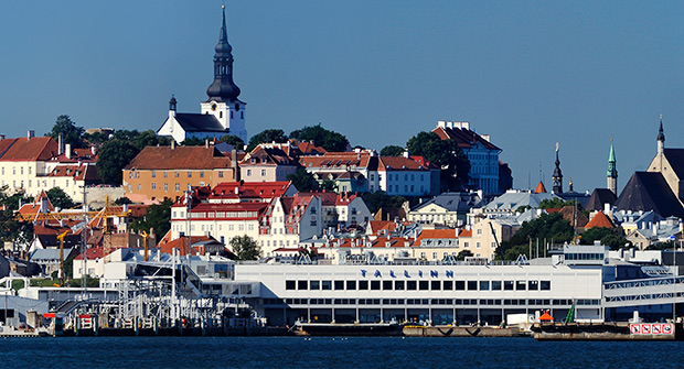 A Day in Tallinn cruise and conference onboard: Toomas Volmer, Tallinn City Tourist Office & Convention Bureau