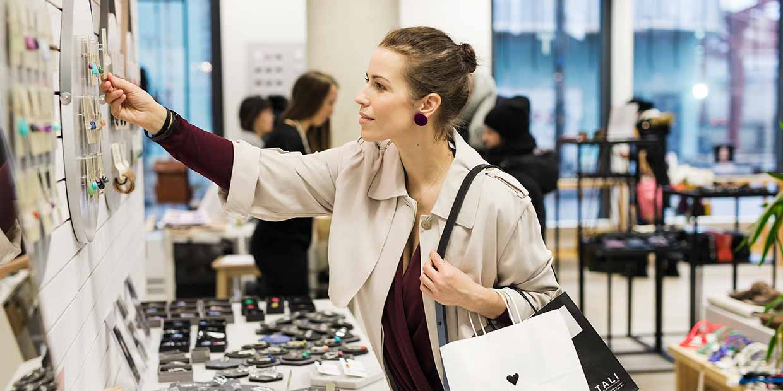 Telliskivi Shopping Visit Tallinn/Krõõt Tarkmeel