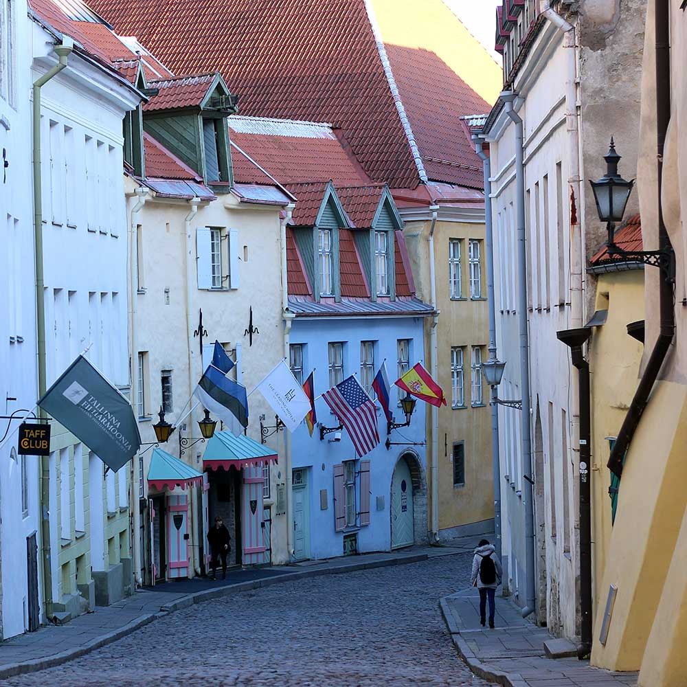 The old town of Tallinna, Source: Kadi-Liis Koppel